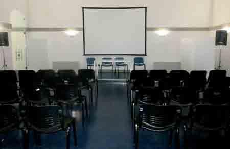 Sala-Conferenza e Cineforum